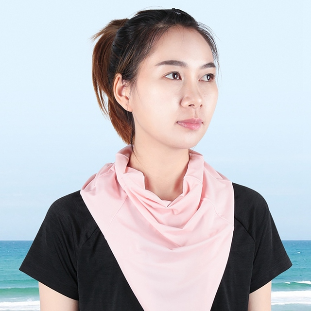 Solid Color Multi-Function Seamless Quick-Drying Visor Anti-Sweat Belt Hair Bandanas Outdoor Sportswear Accessories 4
