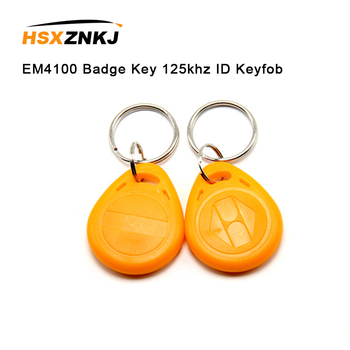 10 Pcs EM4100 Badge Key 125khz ID Keyfob RFID TK4100 Tag Tags Card Sticker Fob Token Ring Proximity Chip dropshipping 5pcs em4100 tk4100 125khz 0 85mm tags sticker key fob token ring proximity chip thin cards access control card keyfob rfid tag