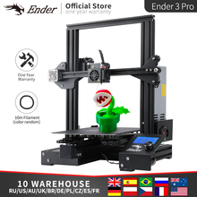 Ender 3 Pro 3D Printer KIT Creality 3D Upgraded Cmagnet Build Plate MeanWell Power Resume Power supply Failure Printing