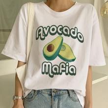 Plus Size Women T-Shirt 2020 Summer Leopard Heart Print T Shirt Women Casual White Tops Loose Short Sleeve Tshirt Camisas Mujer