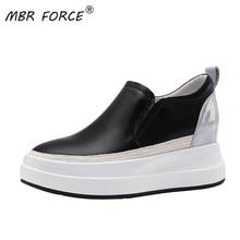 MBR FORCE Women Fashion Platform shoes Girls spring autumn W