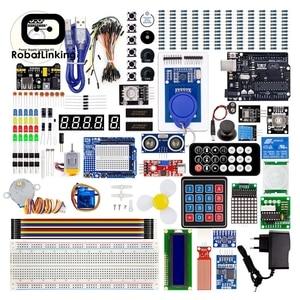 Image 4 - Robotlinking EL KIT 003 UNO/MEGA Project Super Starter Electronic DIY Kit with Tutorial for Arduino