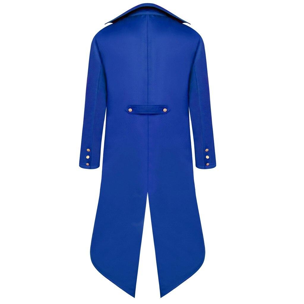 H3ac3235f40f841d68035c88e1b04e59es vintage Medieval Robe Cosplay Costume vintage men's trench Men's Coat Tailcoat Jacket Gothic Frock Coat Uniform Praty Outwear#g3