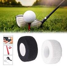 1 шт. Резинка повязка 2,5 см X 4,5 м защита от волдырей лента защита пальцы гольф клюшка палец палка низкий липкость ручка гольф аксессуары