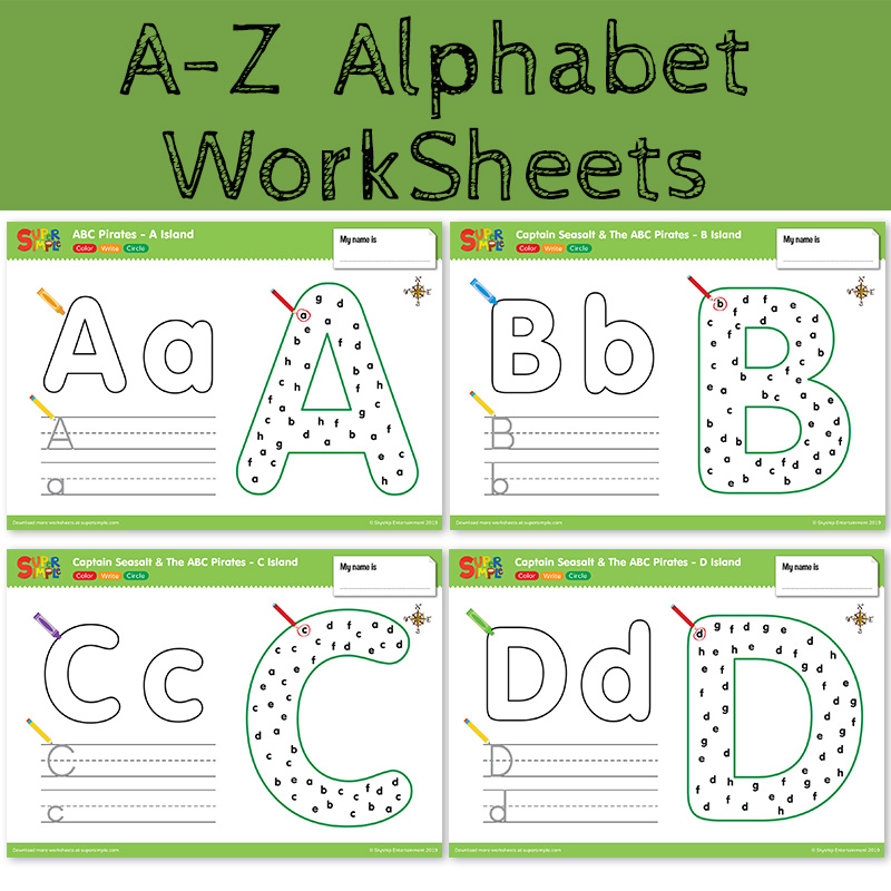 26 Letters A Z Alphabet Digital Connection Practice Paper Preschool Learning  English Homework Workbook For Kids Worksheets Toys- AliExpress