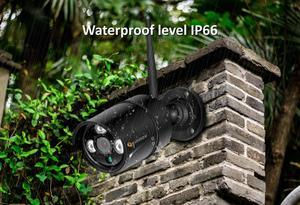 Image 5 - Einnov 8CH 5MP беспроводная камера безопасности CCTV система наружного видеонаблюдения 8CH Wi fi NVR комплект HD ночного видения P2P водонепроницаемый