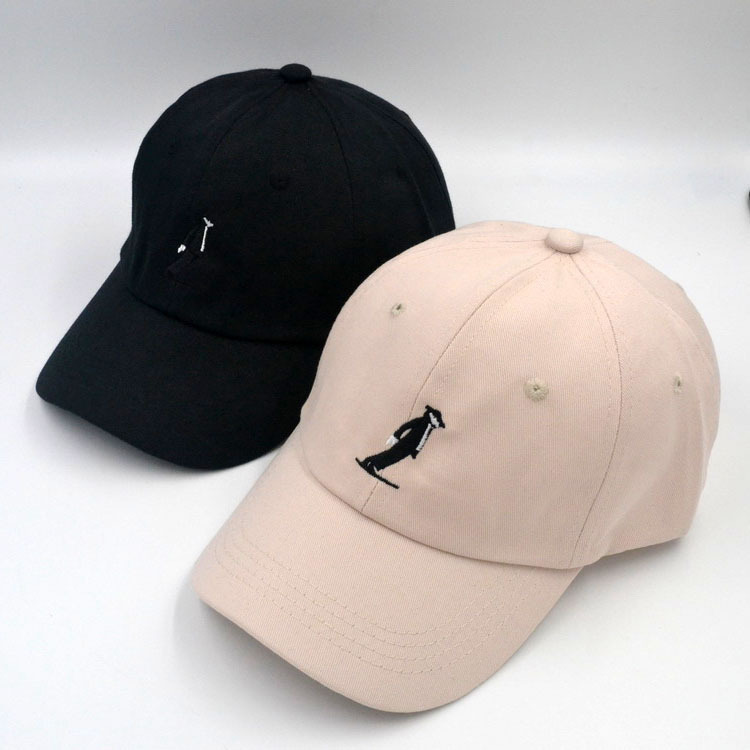 2019 New Michael Jackson Embroidery Baseball Cap High Quality Curved Dance Dad Hat Men Women Cap Golf Snapback Cap Hat