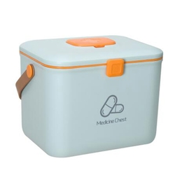 First Aid Kit Medical Box Portable Organizer Multi Layer First Aid Emergency Desktop Sundries Medicine Kit Plastic Container Box