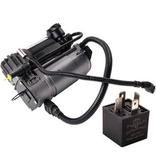 Air Spring Shock Compressor Pomp Voor Audi A6 C5 4BH Allroad 2001 2005 4Z7616007 , 8K0951253, 4B0616007B, 4B0616007