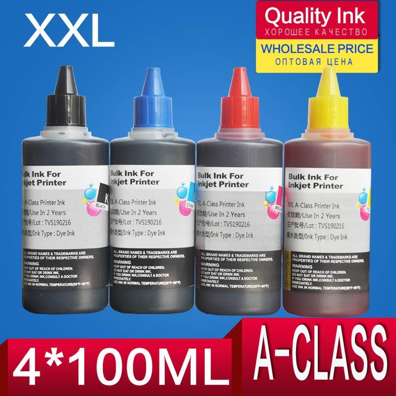 Чернила для принтера Canon MX394 MX434 MX 100 MX 394 Pixma PG440 PG 434 чернила 440 мл