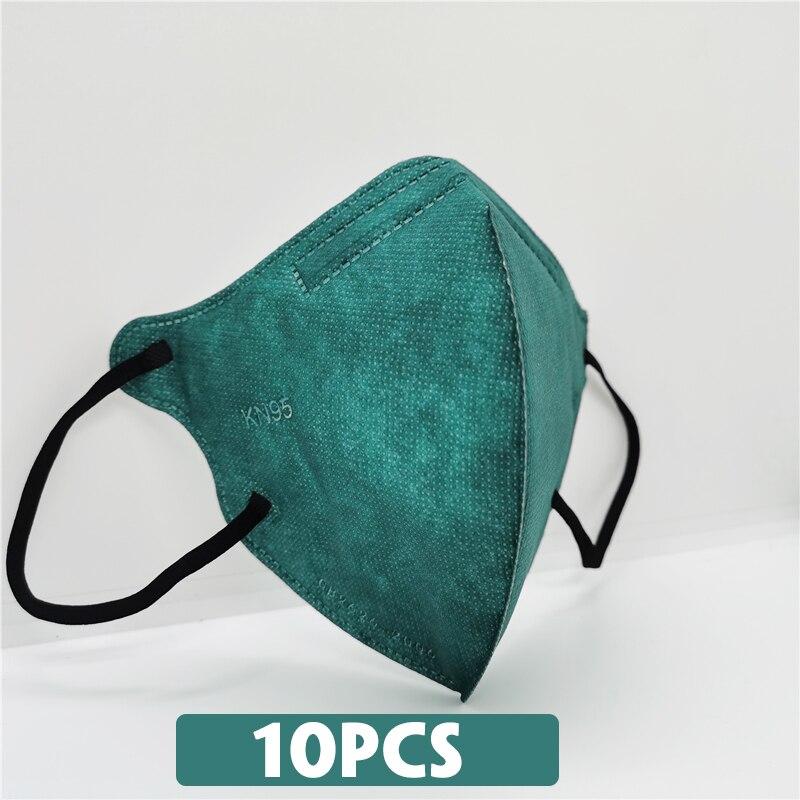 Green 10pcs