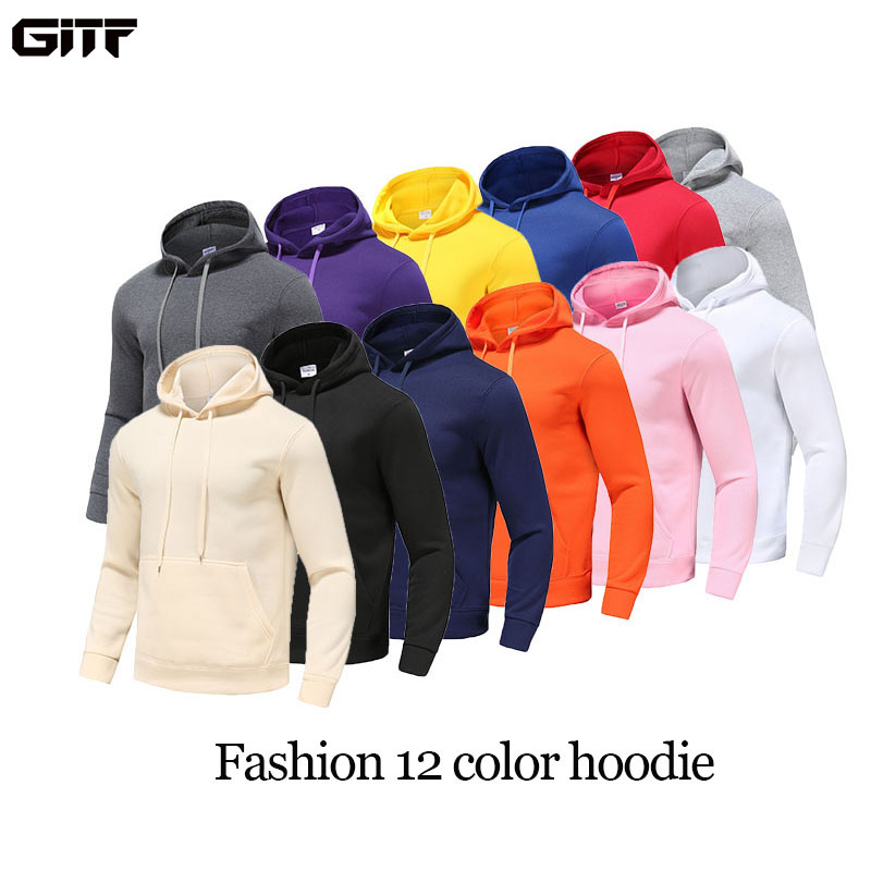 Mens Running Jackets Sports Hoodies Jogging Hooded Solid Color Hip Hop Sportswear Gym Training Sweatshirts Fitness Jackets