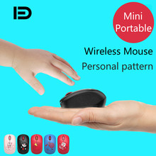 Cartoon Mini Portable Wireless Mouse Fuld i361 Office Games Home Notebook Girls Opto-electric 2.4Ghz Iron man