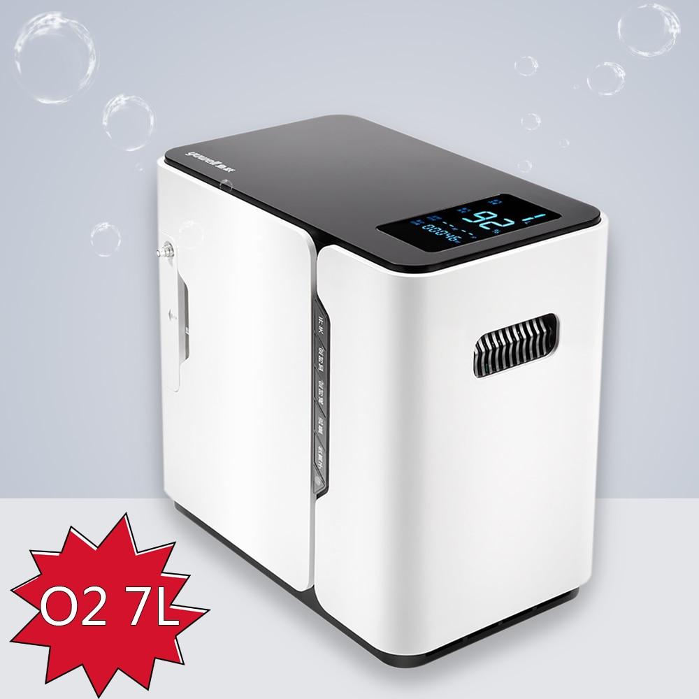 Portable Homecare Sauerstoff Generator Gesundheit Pflege Sauerstoff Konzentrator Oxygenation, Der Maschine Luftreiniger Wasser Ozonisatoren