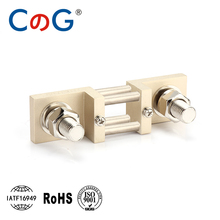 800A 1000A 1200A 1500A CG FL 2D DIN Typ 60mV 100mV Messing DIN Kupfer Widerstand DC Shunts Für Aktuelle Analog Panel meter