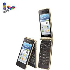 Оригинал, Samsung Galaxy Golden I9235 флип разблокировать телефон HK Версия 3,7