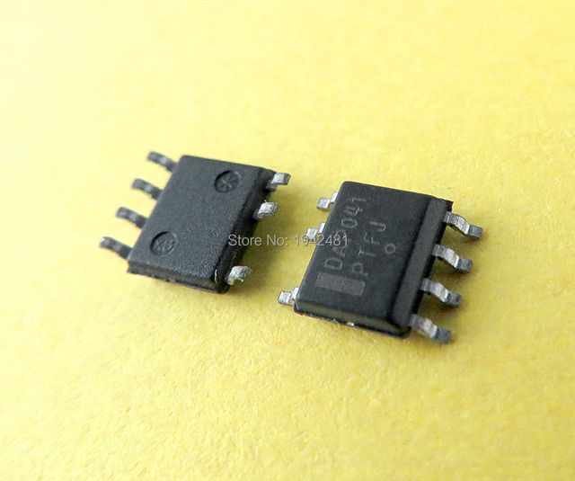 5 cái Cho PS4 Cung Cấp Điện và MÀN HÌNH LCD Điện Sửa Chữa Cho Sony PS4 DAP041 LCD quản lý điện năng IC Thay Thế DAP041 SOP7 Chip IC