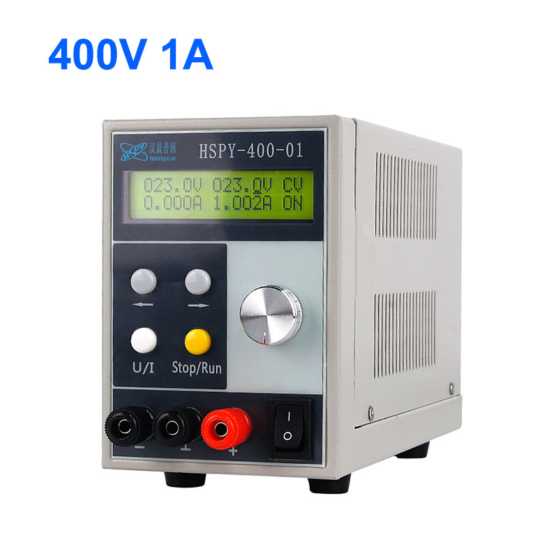 HSPY400-01 Adjustable DC Power Supply Programmable DC Power supply 400V//1A 220V