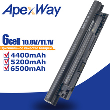 ApexWay Laptop Battery for Dell Inspiron 17R 5721 17 3721 15R 5521 15 3521 14R 5421