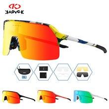 2020 novo ao ar livre polarizado ciclismo óculos de sol dos homens óculos de sol ao ar livre esporte bicicleta gafas de bicicleta