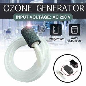 Image 1 - הגעה חדשה AC 220V 500mg אוזון מחולל אוזון מים אוויר נקי מעקר Ozonizer מטהר