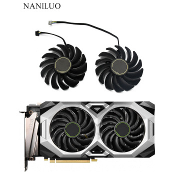 PLD09210S12HH 4Pin Graphics card fan RTX2080 RTX2070 For MSI GEFORCE RTX 2060 2070 2080 SUPER VENTUS Graphics Card Cooling Fans