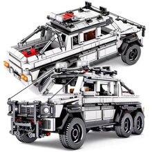 858 pçs cidade suv carro esportes fora-estrada veículo blocos de construção criador carro de corrida especialista tijolos conjunto crianças brinquedos diy presente