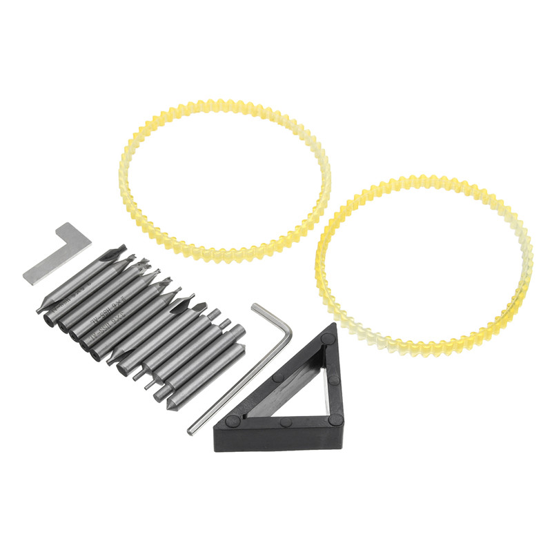 17pcs/Set Universal Strimmer Trimmer Head Blades Lawn Mower Parts Replacement Grass Weeds Cutter Garden Power Tools Accessories