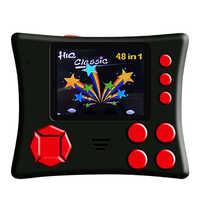 Карманная игровая консоль классический ретро тренд подарок портативная компактная 48 в 1 Мини игровая консоль
