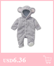 H3ac9efb7bc0a4dada6b1ec887656bc63U Baby Rompers Set Newborn Rabbit Baby Jumpsuit Overall Long Sleevele Baby Boys Clothes Autumn Knitted Girls Baby Casual Clothes