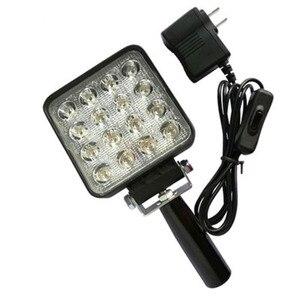 Image 1 - vusum 120W 160W wavelength 365nm 395nm 405nm handheld portable UV LED curing light mobile phone screen repair lamp ink curing