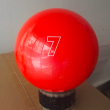 Bowling supplies Bowling supplies utility ball solid color