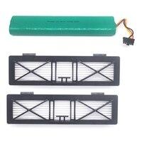 Bateria 4500MAh 12V Ni MH Bateria para Neato Aspirador BotVac 70E 75 80 85 D75 D85 Aspiradores Peças p/ aspirador de pó     -