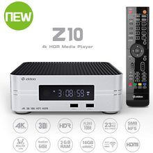 Zidoo Z10 4K Media Player Android 7.1 Smart Tv Box 2G 16G DD