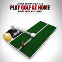 Trainers Golf Practice device durable Indoor Golf Swing mat Golf swing trainer mat PP Grass