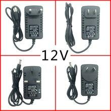 Dc 12v Мощность адаптер переменного тока 110v 220v Переключая