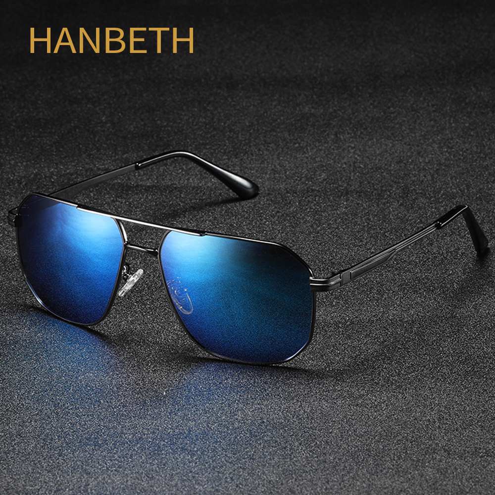 Classic Pilot Sunglasses Men Women Brand Polarized Sun Glasses Men Driving Fishing Eyewear UV400 Male Shades oculos de sol