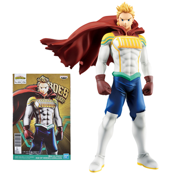 Original Million My Hero Academia Anime Action Figure AGE of Heroes 81858 Boku no Hero Academia Collectible Toy Action Figures starcraft ii sarah louise kerrigan 12 starcraft2 queen of blades action figures toy