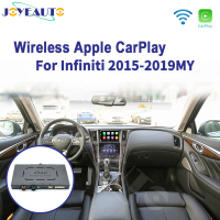 Joyeauto Wireless Apple Carplay For infiniti 8inch Screen 2015 2019 Q50 Q60 Q50L QX50 Android Auto Mirror Wifi Car Play Airplay
