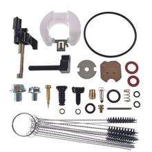 Carburetor Carb Repair Kit Fits For Honda GX160, GX200 5.5HP 6.5HP Engine Parts Cleaning Brush Go Kart Racing, Cart accessories(China)