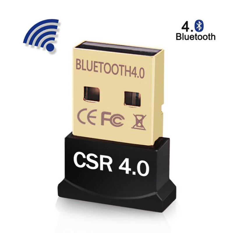 USB Bluetooth 4.0 Adapter Transmitter Bluetooth Receiver Audio Bluetooth Dongle Wireless USB Adapter For Computer PC Laptop