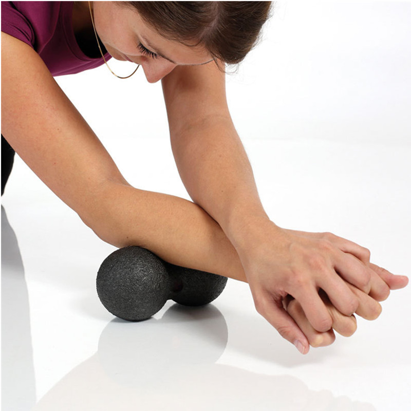 EPP Exercise Ball in Peanut Shape Ideal for Self Massage and Myofascial Release 1