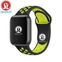 42mm Männer Smart Uhr Serie 4 Nachricht Erinnerung Über Bluetooth für Apple uhr iphone 7 8 X Android Samsung Uhr telefon Smartwatch