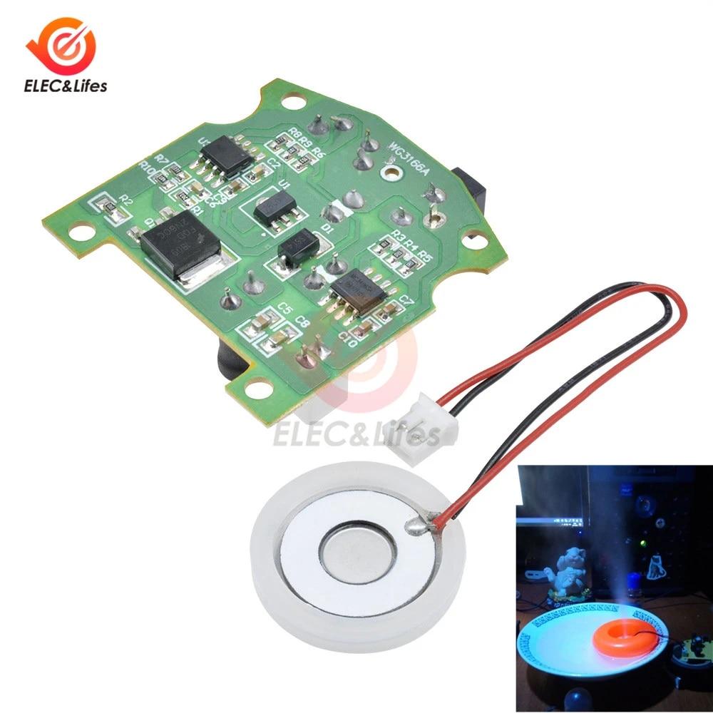D20mm Ultrasonic Atomizing Transducer Mist Maker Ceramic Humidifier 、NME