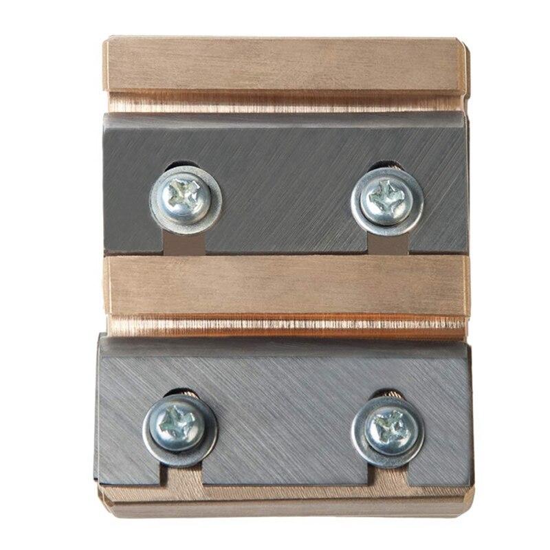 NEW-Violin Peg Shaver Brass For 3/4 4/4 Violin Pegs Repair Luthier Maker Tools Violin Pegs Tools