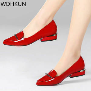 red flat shoes for ladies – Buy red