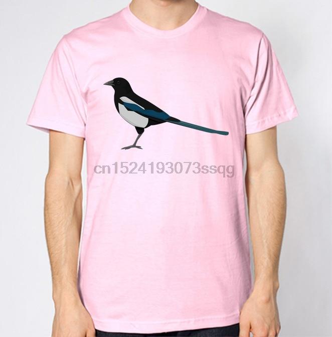 Magpie Bird T-Shirt