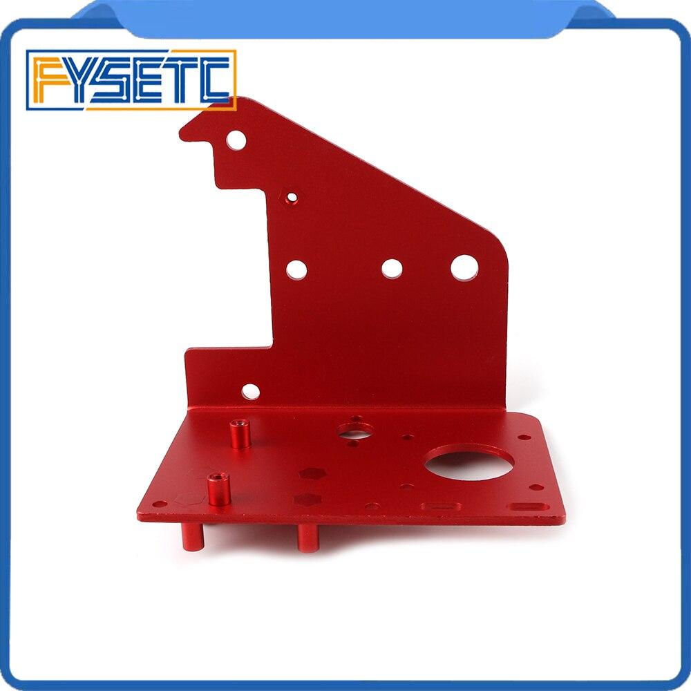 1PC X Motor Back Panel 2.5mm Aluminium Plate For Creality CR10S CR 10S Pro 3D Printer Part|3D Printer Parts & Accessories| |  - title=