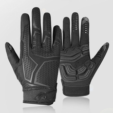 Cycling Gloves Touch Screen MTB Bike Gloves Outdoor Sport Shockproof Full Finger Gloves Anti Shock Anti-Slip Bicycle Glove coolchange winter cycling gloves touch screen gel bike gloves sport shockproof mtb road full finger bicycle glove for men woman