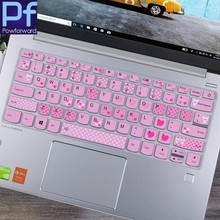 Capa de teclado portátil protetor de pele para lenovo ideapad S540-14IWL S540-14API S540-14IML thinkbook 14s-iwl 13s-iwl